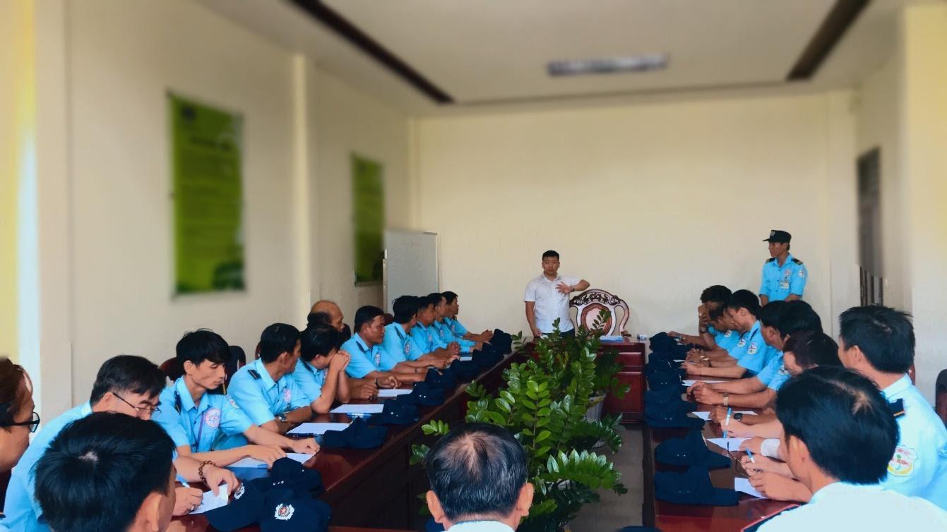 Dịch vụ bảo vệ tại Hà Nội chuyên nghiệp, uy tín, chất lượng
